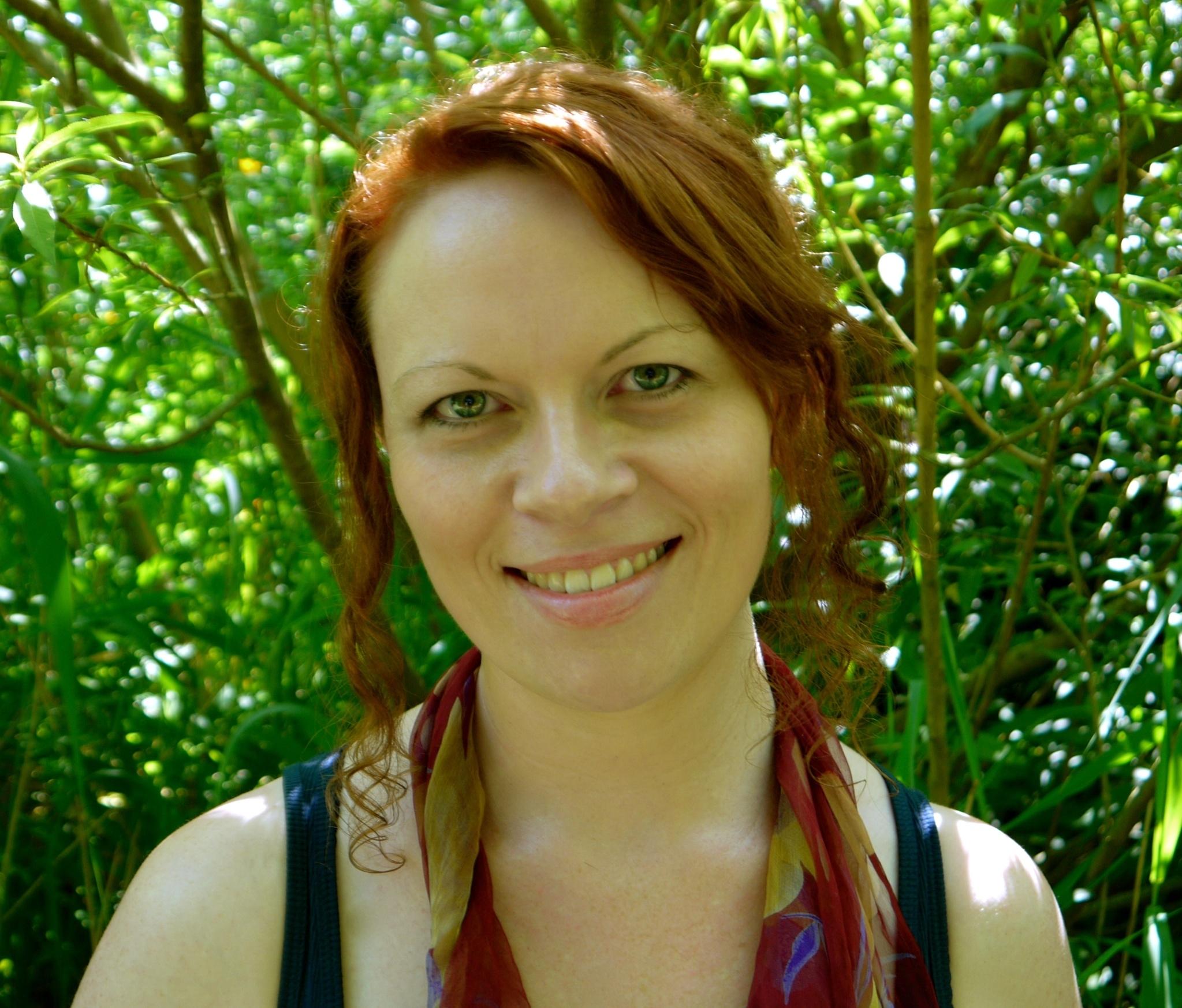 Emma Kavanagh author photo