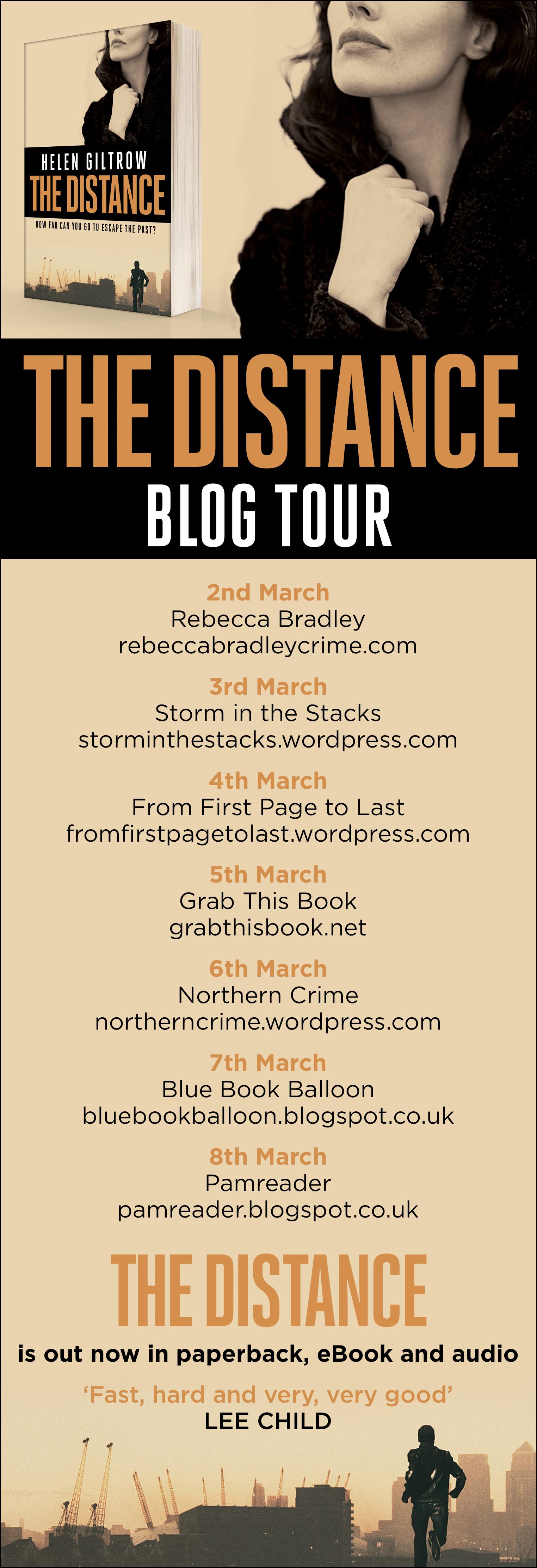 The Distance Blog Tour(1)