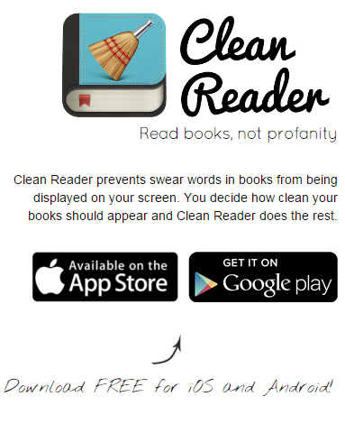 Screenshots - Clean Reader.clipular
