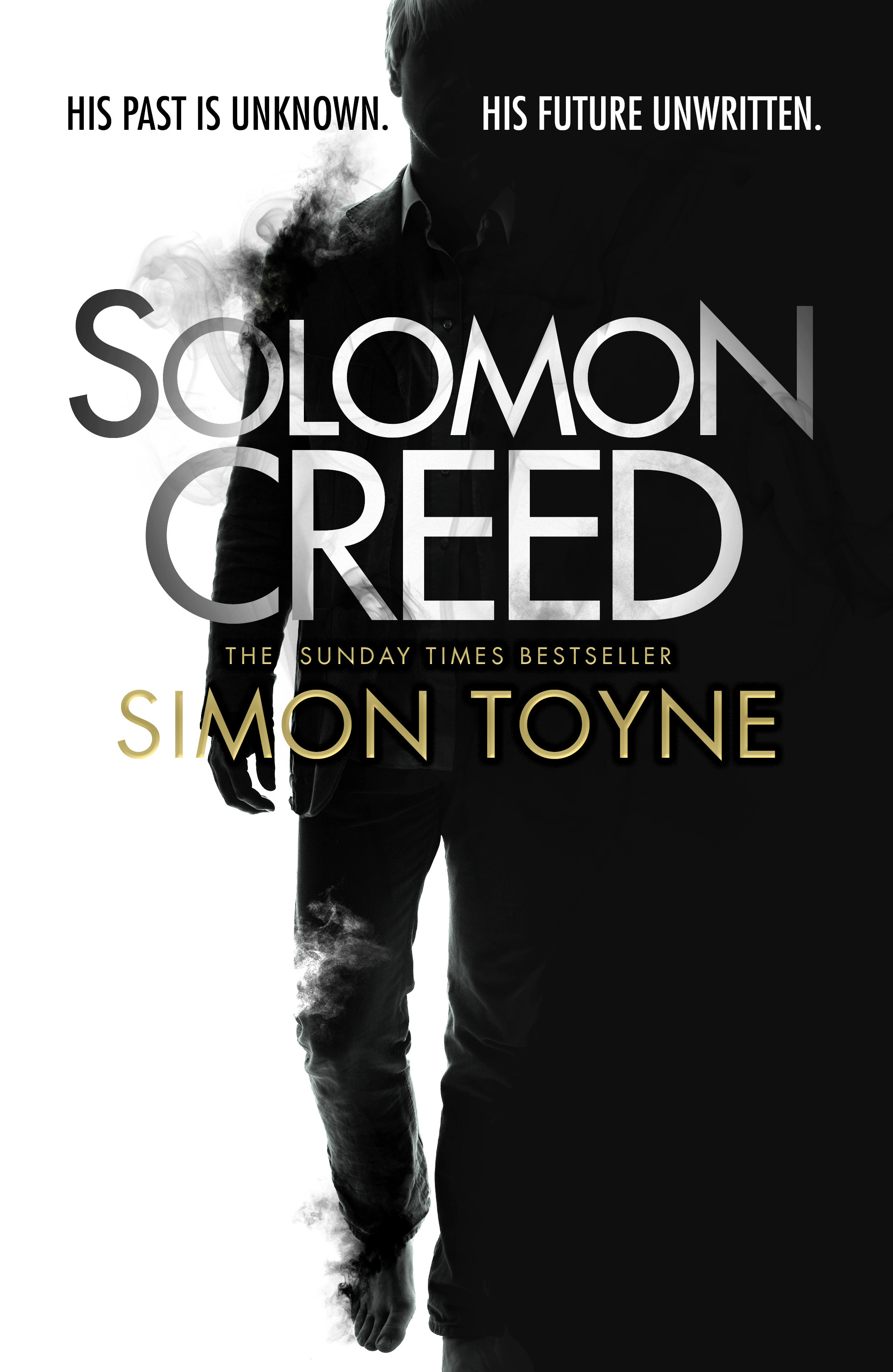 Solomon Creed final UK cover