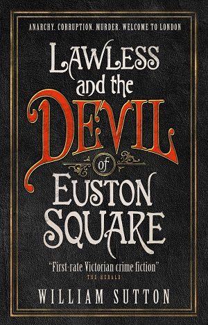 Lawless–Devil of Euston Square_front