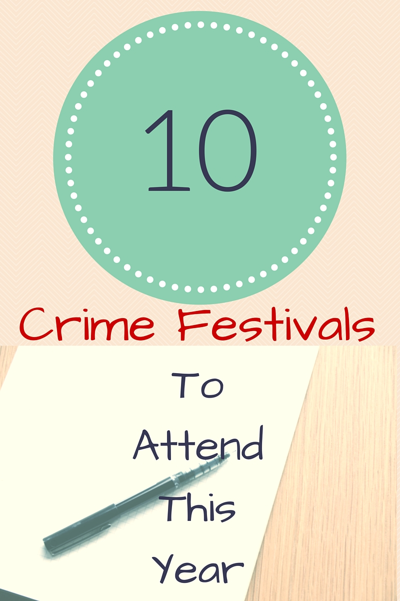 10 Crime Festivals Not To Miss This Year