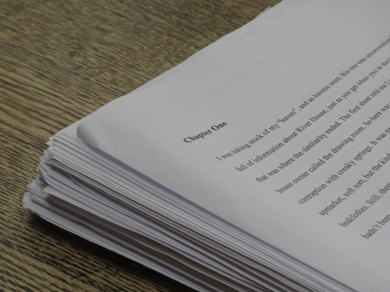 The first draft - printed (800x600)