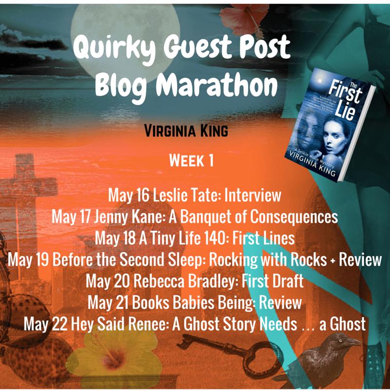 Quirky Blog Marathon Week 1