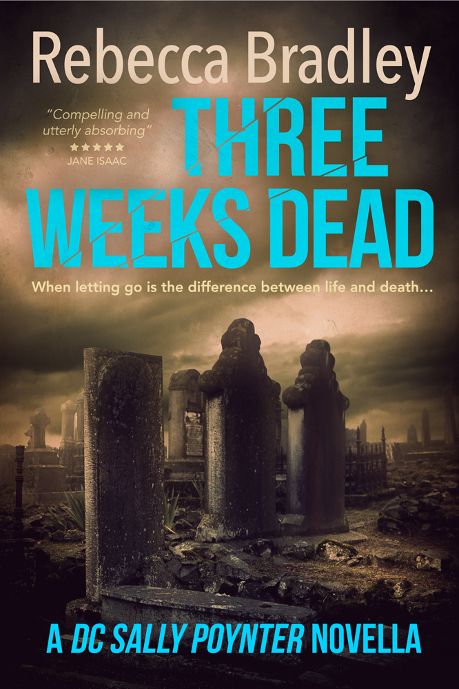 Cover Reveal! Three Weeks Dead – A Novella