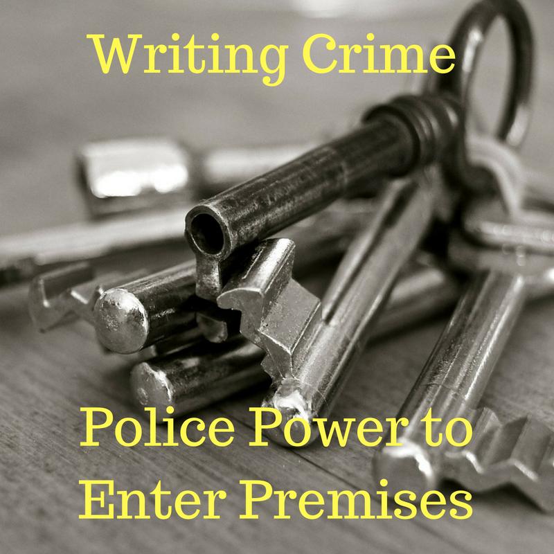 writing-crime