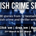 Grab FREE Books By Top Crime Writers!