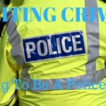 Writing Crime - Training To Be A Police Officer