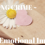 Writing Crime - The Emotional Impact
